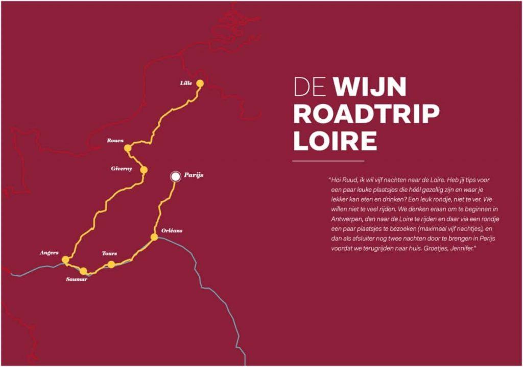 Het nieuwe boek Frankrijk Binnendoor LOIRE neemt de lezer mee op een onvergetelijke reis naar de vallei van de Loire. Het tweede boek van Ruud Couwenhoven.